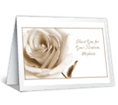 Sincere Thanks to You printable card
