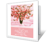 Special Daughter-in-law greeting card