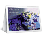 Special Granddaughter printable card