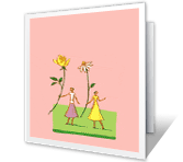 Special Sister-in-Law greeting card