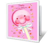 Sugar and Spice and Nice greeting card