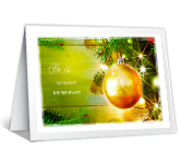 The Reason for the Season printable card