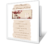 The Woman I Love printable card