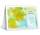 Treasured Memories greeting card