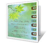What is a Wonderful Boss? greeting card