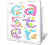 What Makes Easter Special? greeting card