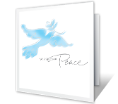 Wish for Peace printable card
