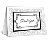 With Much Gratitude printable card