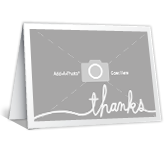 With Thanks Add-a-Photo printable card