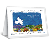 A Passover Wish for You greeting card