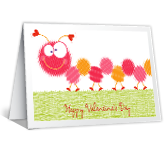 Lots of Love! greeting card