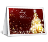 O, Christmas Star greeting card