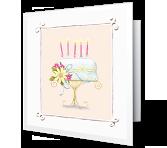To My Wonderful Sister greeting card