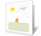 You're Kept in Prayer greeting card