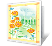 You Are a Wonderful Mother and Grandmother greeting card