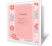 You Mean So Much, Grandma printable card