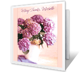 Your Special Thoughtfulness greeting card