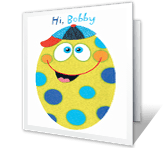 You're a Good Egg greeting card