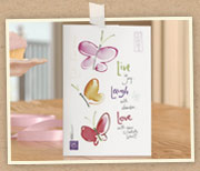 Kathy Davis Personalized Paper Cards