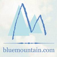 Encouragement Cards Blue Mountain