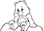 Cheer Up, Grumpy! Care Bears Activities