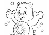 Have a Funshiney Day! Care Bears Activities