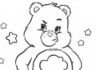 Some Days are Grumpy Days Care Bears Activities
