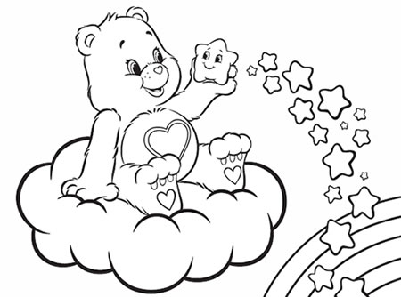 Welcome to CareaLot Care Bears Activity  AG Kidzone