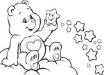 Wish Upon a Star Buddy Care Bears Activities