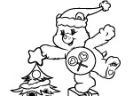 Share Bear Tops the Tree Care Bears Activities