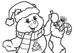 Stockings Stuffed! Care Bears Activities