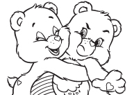 Bear Hugs! Care Bears Activities