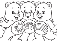 Share the Love Care Bears Activities