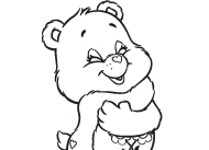 Hugs are Happiness Care Bears Activities