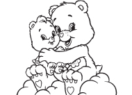 A Friend Indeed Care Bears Activities
