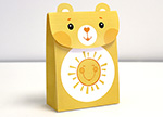 Funshine Bear Treat Bag Care Bears Activities