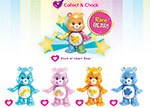 Series 3 Collector's Checklist Care Bears Activities