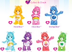 Series 2 Collector's Checklist Care Bears Activities