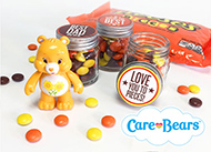 Father's Day DIY Treat Care Bears Activities