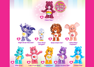 Series 4 Collector's Checklist Care Bears Activities