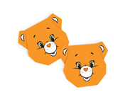 Care Bears Halloween Origami Care Bears Activities