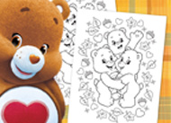 Fall fun! Care Bears Activities