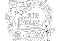Sweet Anniversary Celebration Care Bears Activities