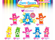 Series 5 Collector's Checklist Care Bears Activities