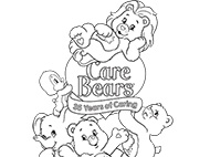 Celebrating #35YearsofCaring Care Bears Activities