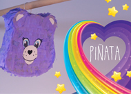 DIY Care Bears Pinata Care Bears Activities