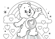Bear Hugs Care Bears Activities