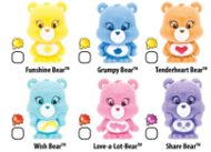 Care Bears Fashems Collector's Guide Care Bears Activities