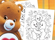 Care Bears Love Autumn Care Bears Activities