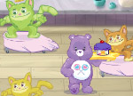 Sharing Cupcakes Care Bears Games
